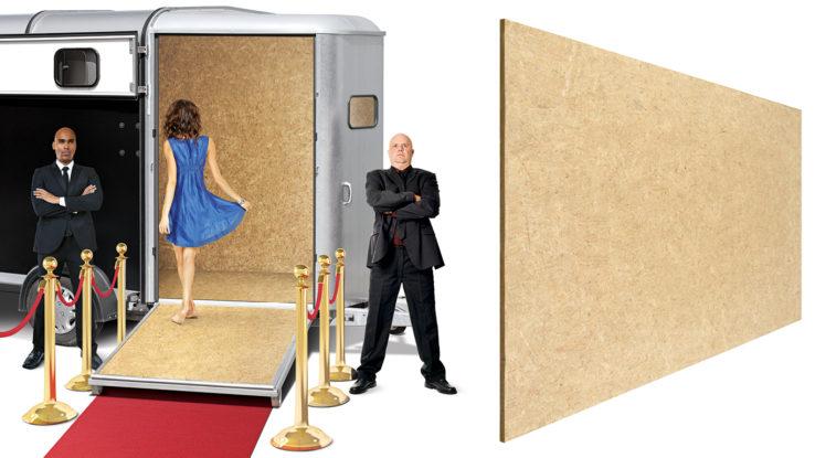 DryMax Enclosed Cargo Trailer Panels