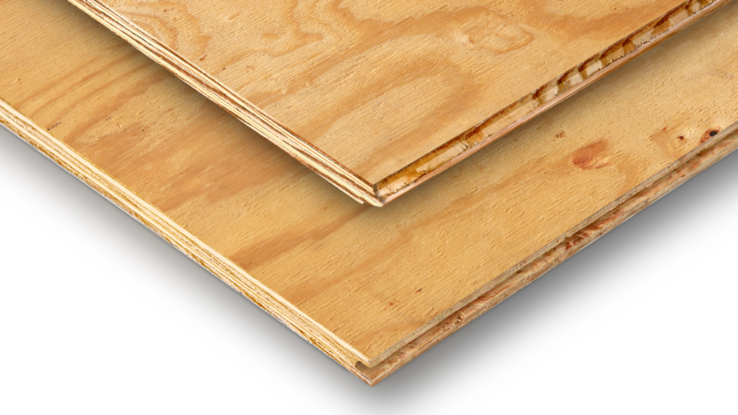 Georgia-Pacific Plytanium Sanded Plywood Sheets & Panels