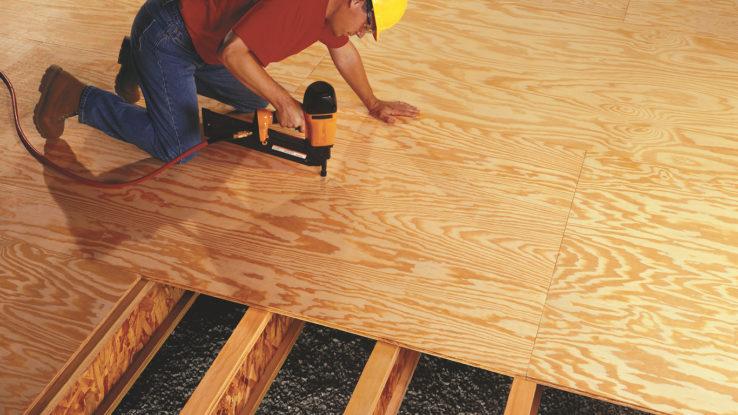 Plytanium Sturd-I-Floor Plywood Subfloor Panels