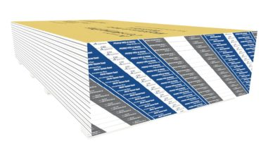DensArmor Plus Moisture-Resistant Gypsum Interior Panels