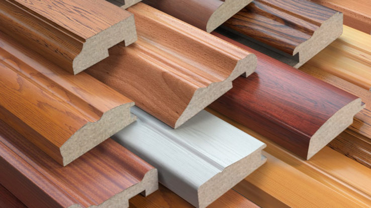 UltraStock Lightweight MDF Moulding Board