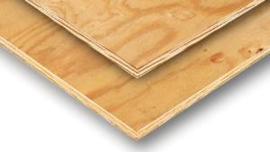 Georgia-Pacific Plytanium Plywood Sheathing