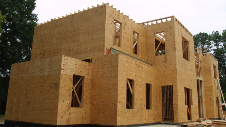 Georgia-Pacific Plytanium OSB Wall Sheathing