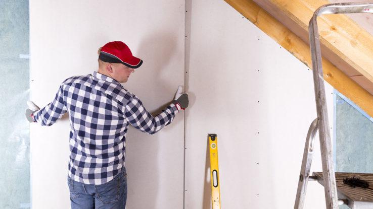toughrock drywall panel